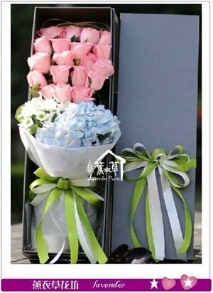 玫瑰歐式花盒設計a020305
