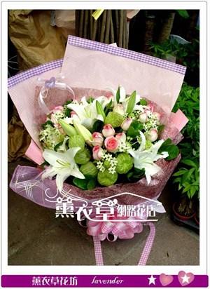 精緻花束y7466