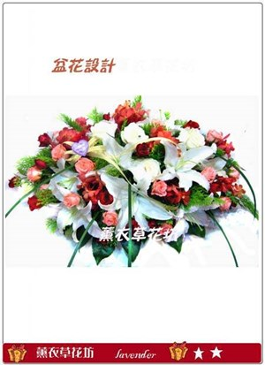 盆花設計F152