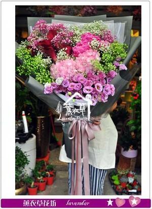 大型花束 107060215