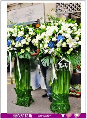 歐式大型花柱ㄧ個b040802