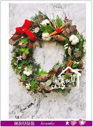 聖誕圈設計 106112010