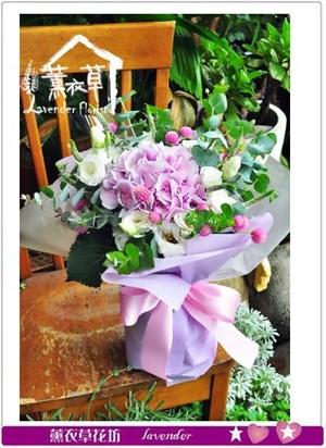 繡球花束106073117