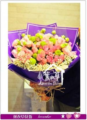玫瑰花束 106030305